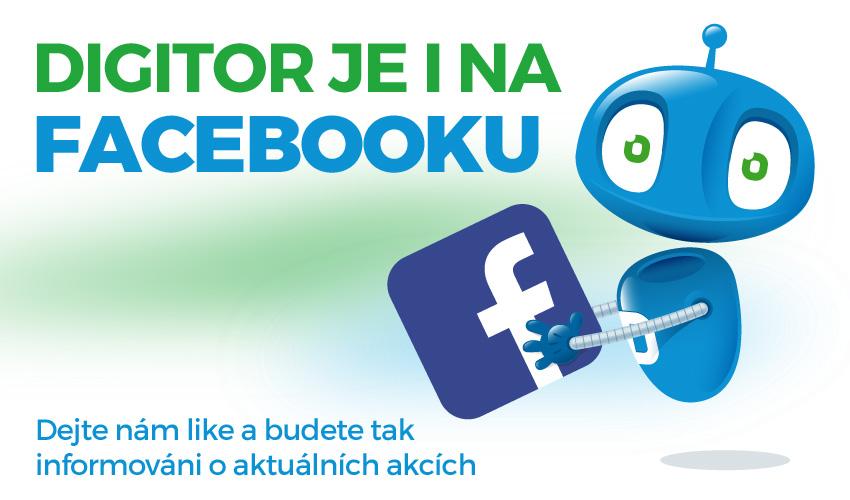 Digitor je i na facebooku!