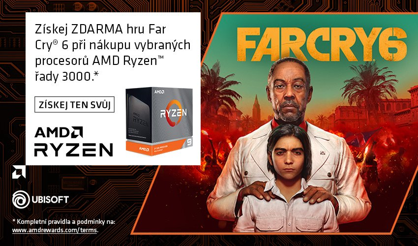 Far Cry 6 od AMD
