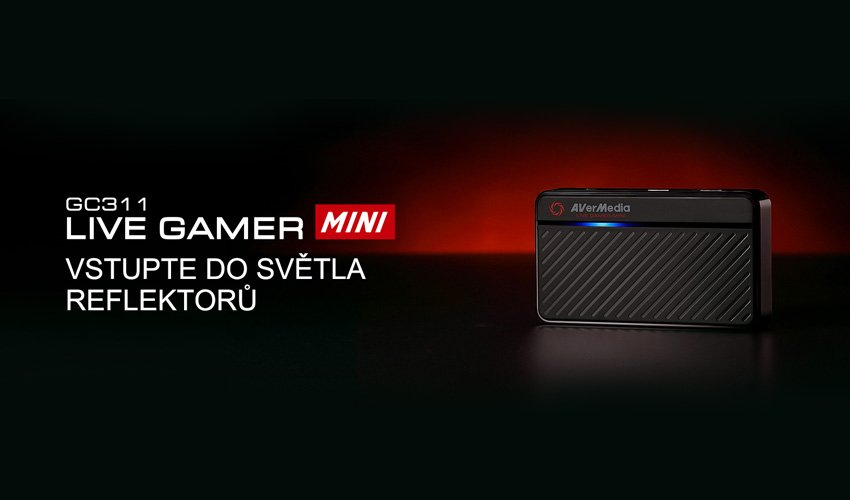 GC311 Live Gamer Mini.
