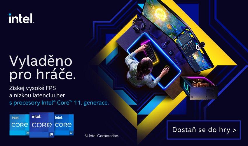 11.generace desktopových procesorů Intel Core