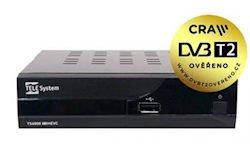 DVB-T a DVB-C technika