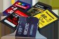 Paměťové karty pro mobilní telefony