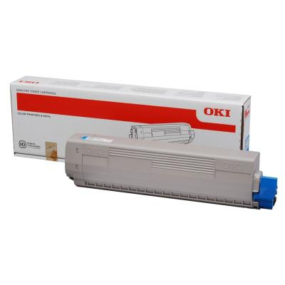 Toner OKI 44059167 modrý