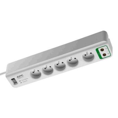 Přepěťová ochrana APC Essential PM5V-FR