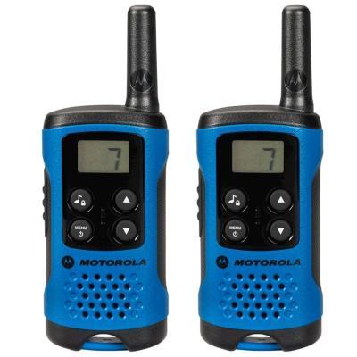Vysílačka Motorola TLKR T41 modrá