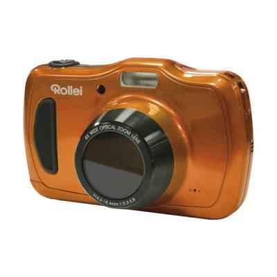 Digitální fotoaparát Rollei Sportsline 100 oranžov