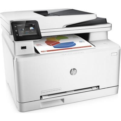 Multifunkční tiskárna HP Color LaserJet Pro M277dw