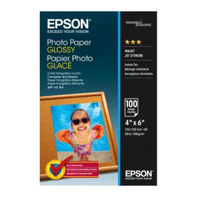 Fotopapír Epson Photo Paper Glossy 10 x 15 cm