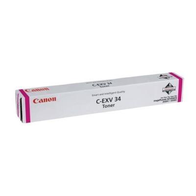Tiskový válec Canon C-EXV 34 červená
