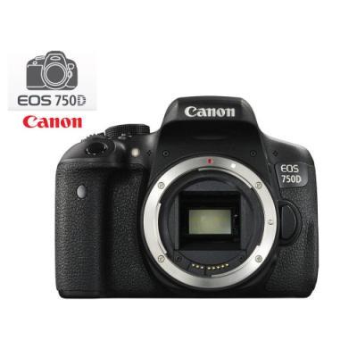 Zrcadlovka Canon EOS 750D