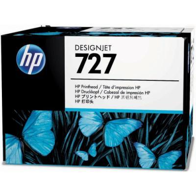 Tisková hlava HP 727 (B3P06A) 6 barev