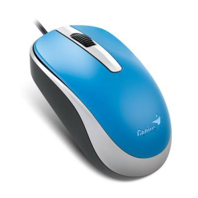 Myš Genius DX-120 modrá