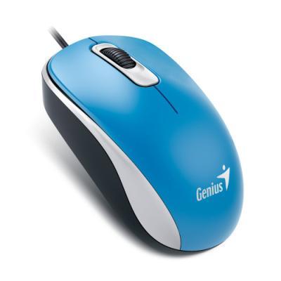 Myš Genius DX-110 modrá