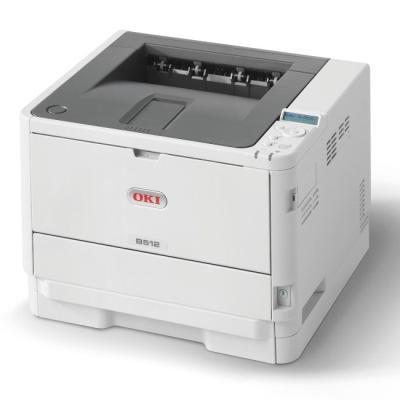 Laserová tiskárna OKI B512dn