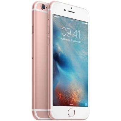 Mobilní telefon Apple iPhone 6s 128GB růžový