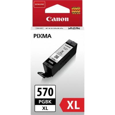 Inkoustová náplň Canon PGI-570PGbk XL černá