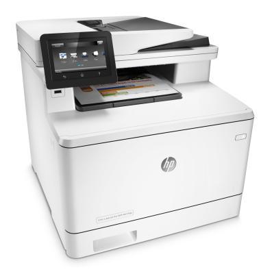 Multifunkční tiskárna HP Color LaserJet Pro M477fd