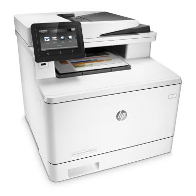 Multifunkční tiskárna HP Color LaserJet Pro M477fn