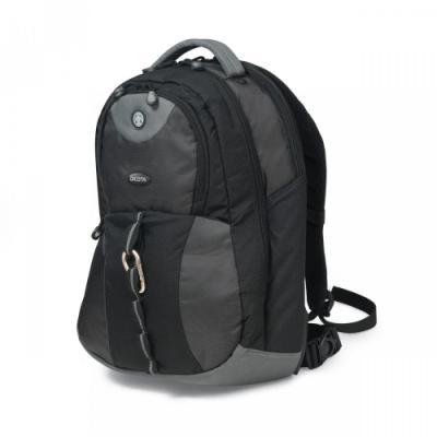 "Batoh DICOTA Backpack Mission Black 14-15,6"" černý"