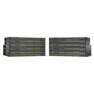 Switch Cisco WS-C2960X-48TD-L