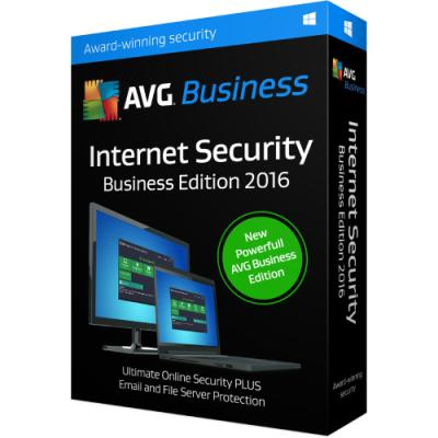 Antivir AVG Internet Security BE 2016 EDU
