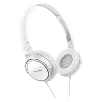 Sluchátka Pioneer SE-MJ512-W