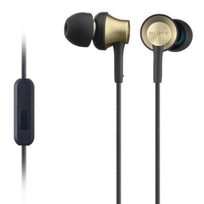 Headset Sony MDREX650AP zlatá