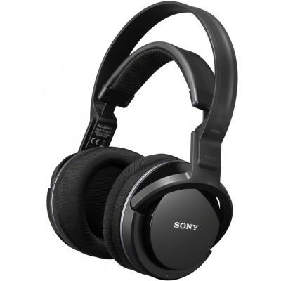 Sluchátka Sony MDRRF855RK černá