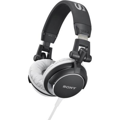 Sluchátka Sony MDRV55B černá