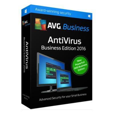 Antivir AVG Anti-Virus Business Edition 2016