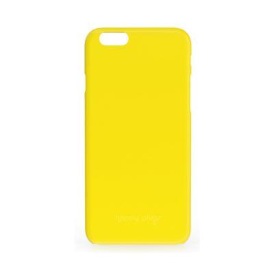 Obal Happy Plugs Ultra Thin iPhone 6 žlutý