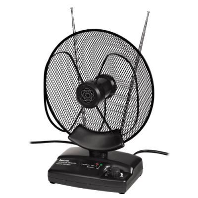 DVB-T anténa Hama UHF/VHF/FM 36db