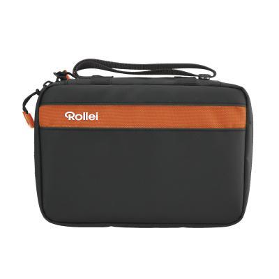Pouzdro Rollei Actioncam Case oranžová