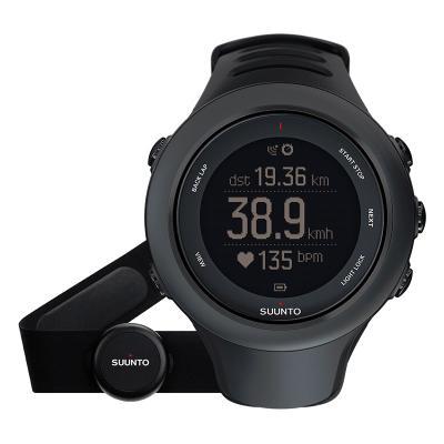 Sportovní hodinky Suunto Ambit3 Sport HR černé