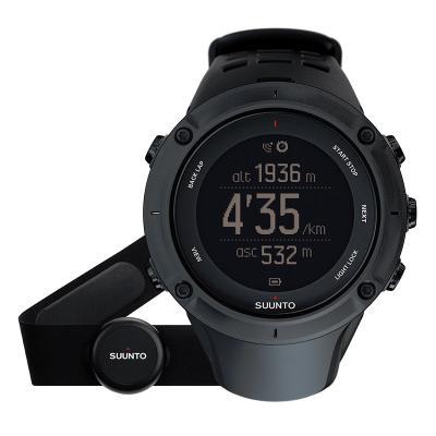 Sportovní hodinky Suunto Ambit3 Peak HR černé