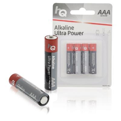 Baterie HQ HQLR03/4BL 4 ks