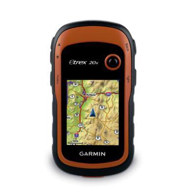 Turistická navigace Garmin eTrex 20x