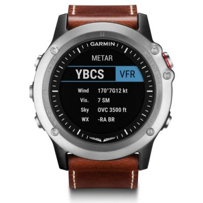 Chytré hodinky Garmin D2 Bravo