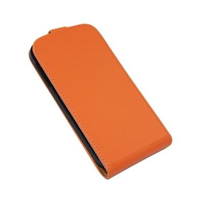 Pouzdro PATONA pro Samsung Galaxy S4 oranžové