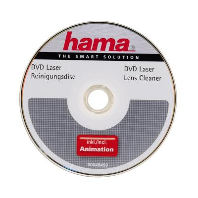 Čisticí disk Hama 48499 pro DVD přehávače