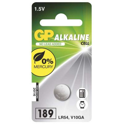Baterie GP LR54 1,5V 1 ks