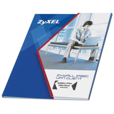 Licence ZyXEL ZyWALL IPSec 10 Client
