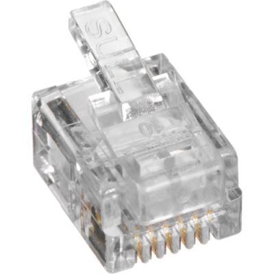 Konektor DATACOM UTP cat.3 RJ12 lanko
