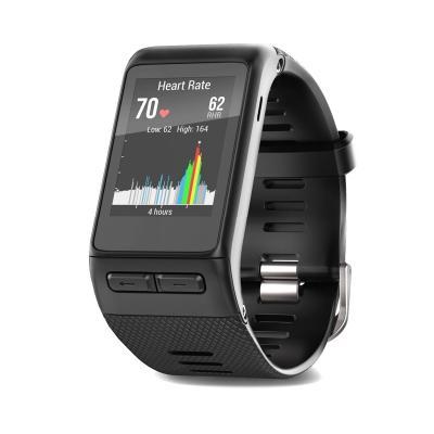 Sportovní hodinky Garmin vívoactive Black Optic