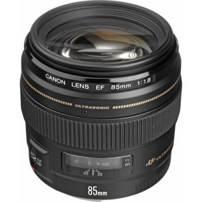 Objektiv Canon EF 85 mm f/1,8 USM