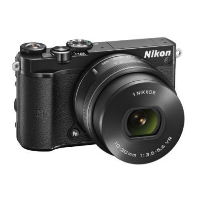 Digitální fotoaparát Nikon 1 J5 + 10-30mm černý