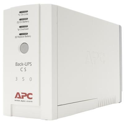 Záložní zdroj UPS APC Back UPS CS 350VA