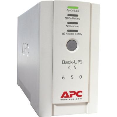 Záložní zdroj UPS APC Back-UPS CS 650VA