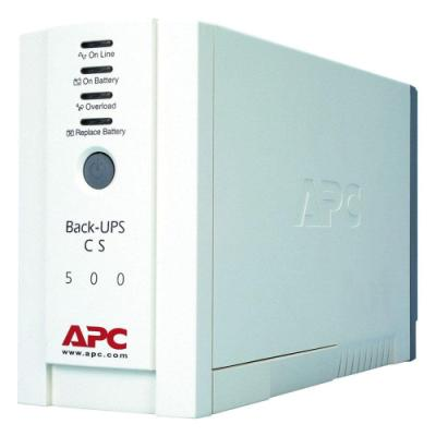 Záložní zdroj UPS APC Back-UPS CS 500VA
