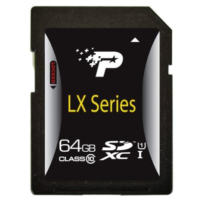 Paměťová karta Patriot SDXC 64 GB